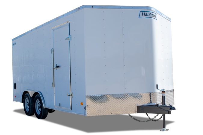 2019 Haulmark PP8524T2 Enclosed Cargo Trailer