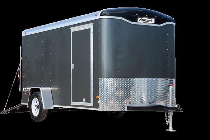 2019 Haulmark TS612T2 Enclosed Cargo Trailer