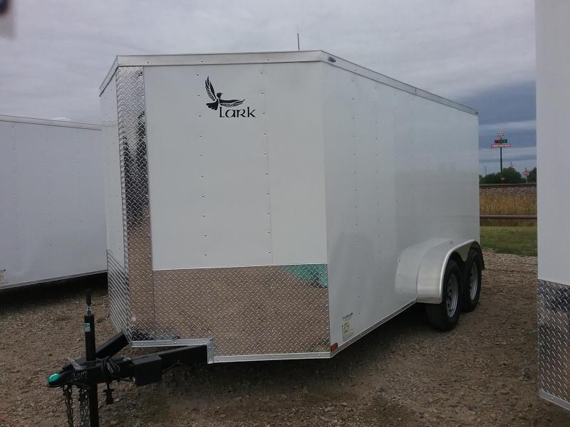 2018 Lark CT7X14TA Enclosed Cargo Trailer