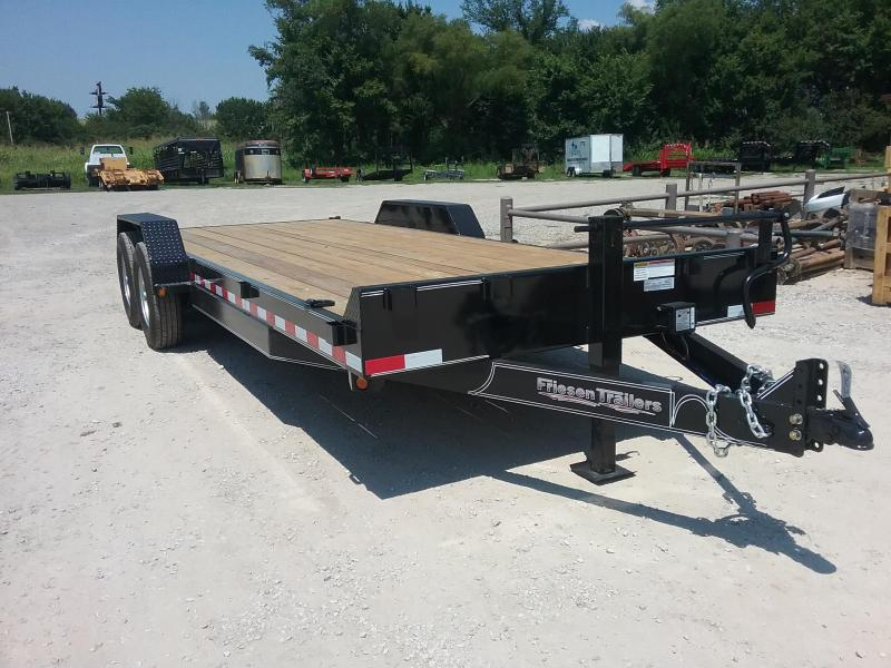 2018 Friesen Trailers EQX148322 Equipment Trailer