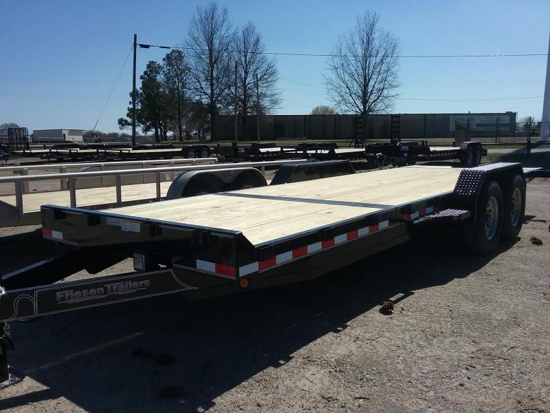 2019 Friesen Trailers GT148322 Equipment Trailer