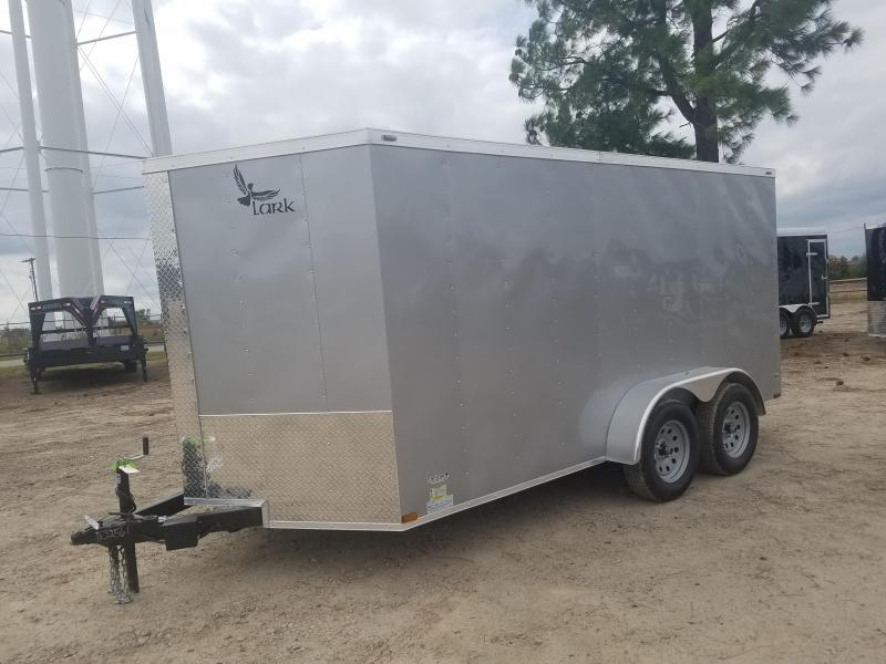 2019 Lark CT7X14TA Enclosed Cargo Trailer