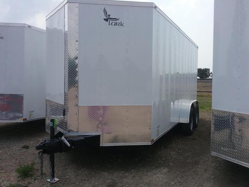 2019 Lark CT7X16TA Enclosed Cargo Trailer