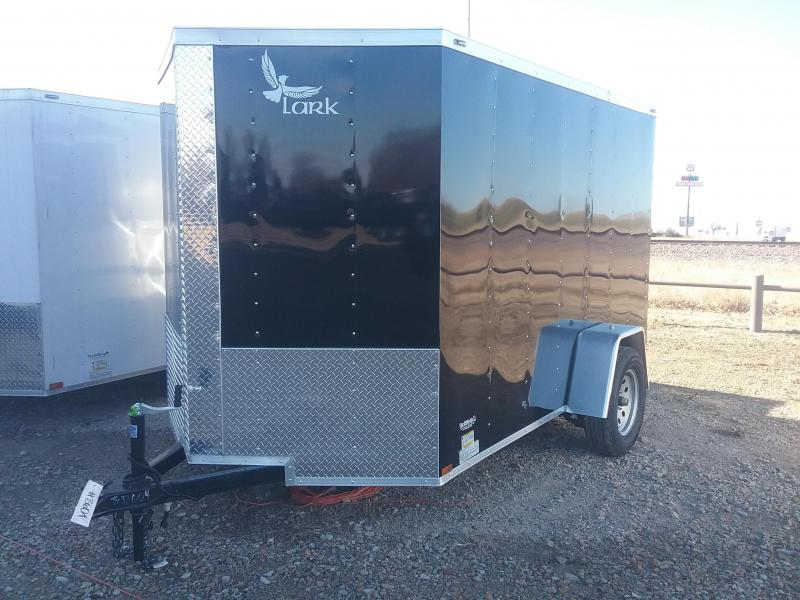 2019 Lark CT6X10SA Enclosed Cargo Trailer