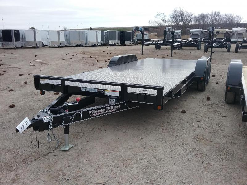 2019 Friesen Trailers CHX78320 Carhauler Trailer