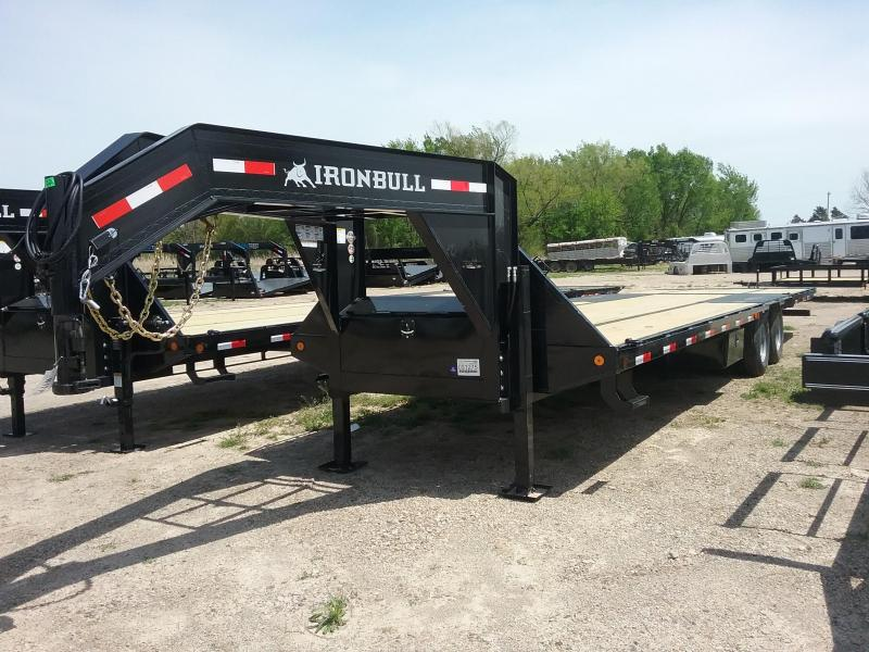 2019 Norstar FHG0232102 Low Pro Flatbed Trailer