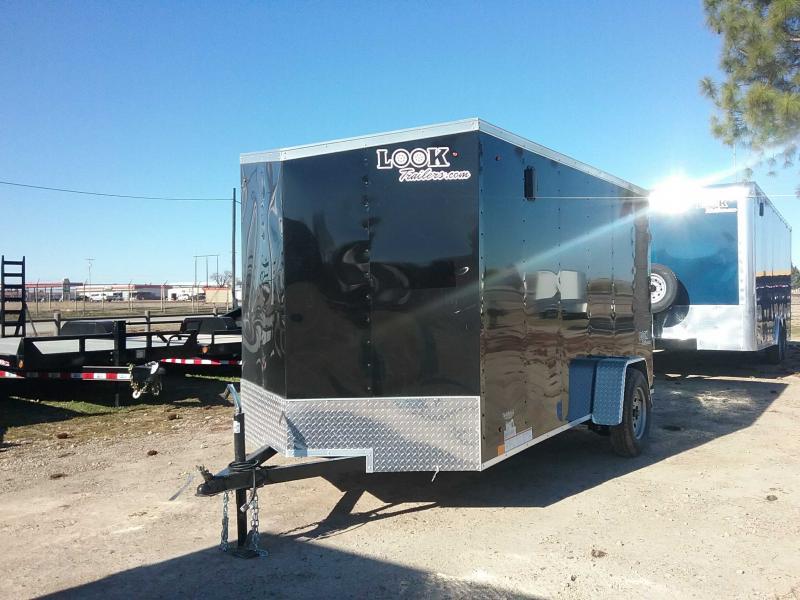 2021 Look Trailers LSCAB6.0X12SI2FF Enclosed Cargo Trailer