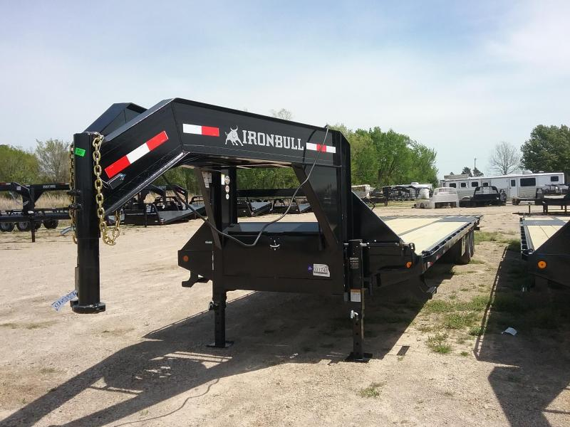 2019 Norstar FHG0236102 Low Pro Flatbed Trailer