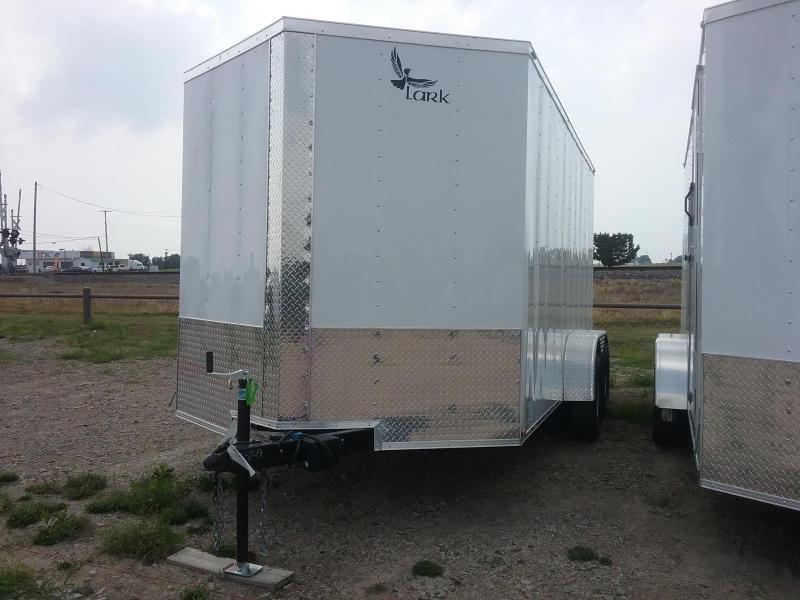 2019 Lark CT7X14TA Enclosed Cargo Trailer