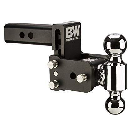 B&W Tow & Stow TS10033B