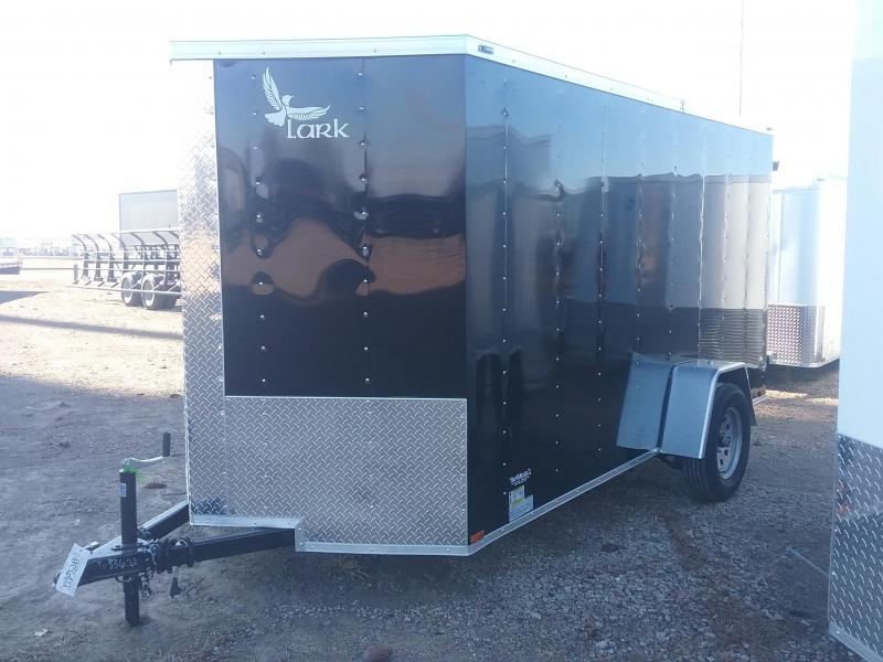 2019 Lark CT6X12SA Enclosed Cargo Trailer
