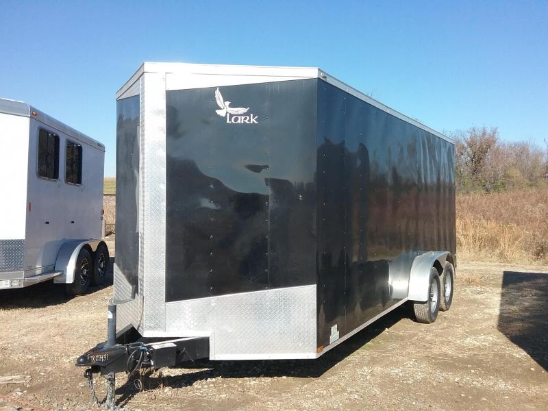 2019 Lark CT7X18TA Enclosed Cargo Trailer