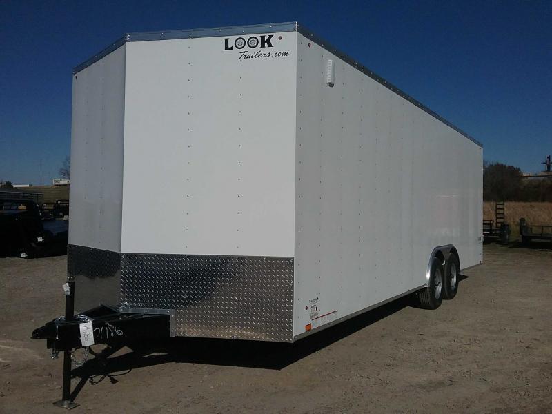 2020 Look Trailers LSABA8.5X24TE3FE Enclosed Cargo Trailer