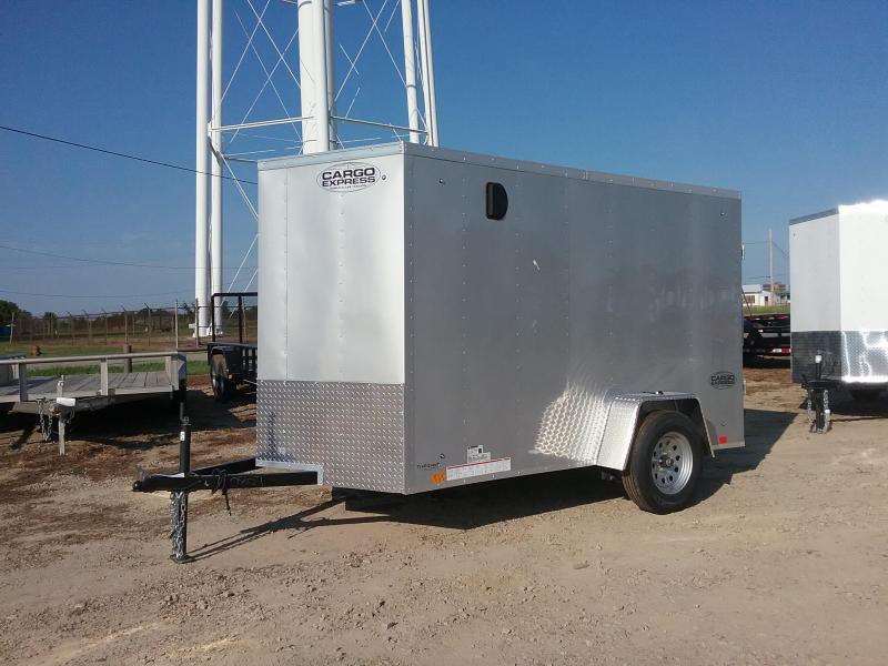 2020 Cargo Express Enclosed Cargo Trailer