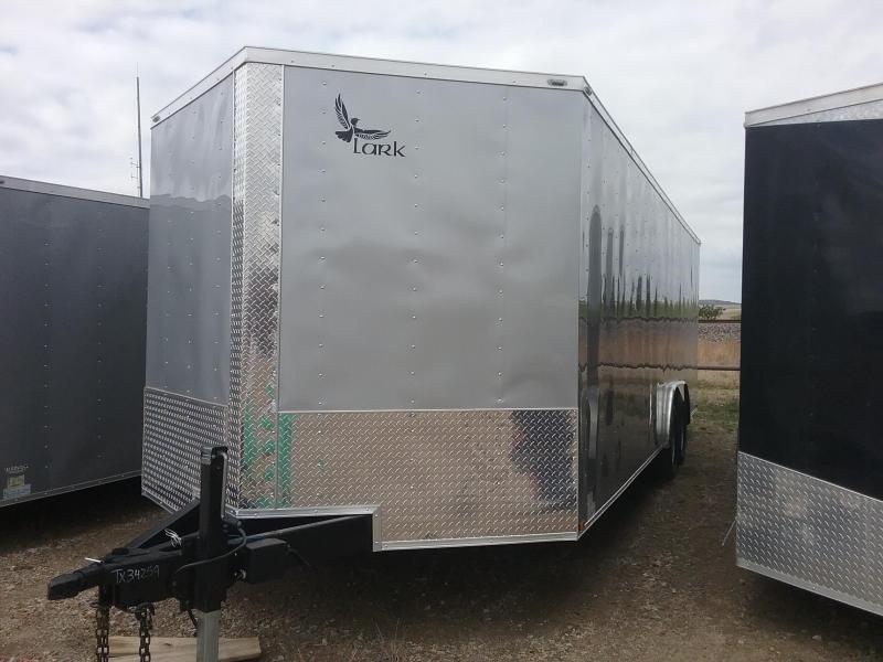 2019 Lark CT85x24TA Enclosed Cargo Trailer