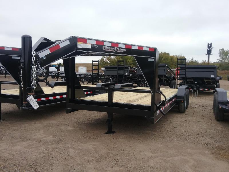 2018 Friesen Trailers EQX148320 Equipment Trailer
