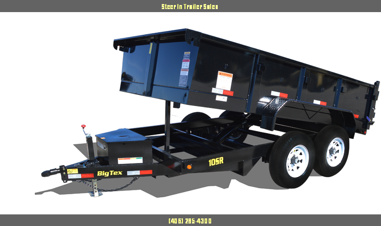 2019 Big Tex 10SR-12 Dump Trailer
