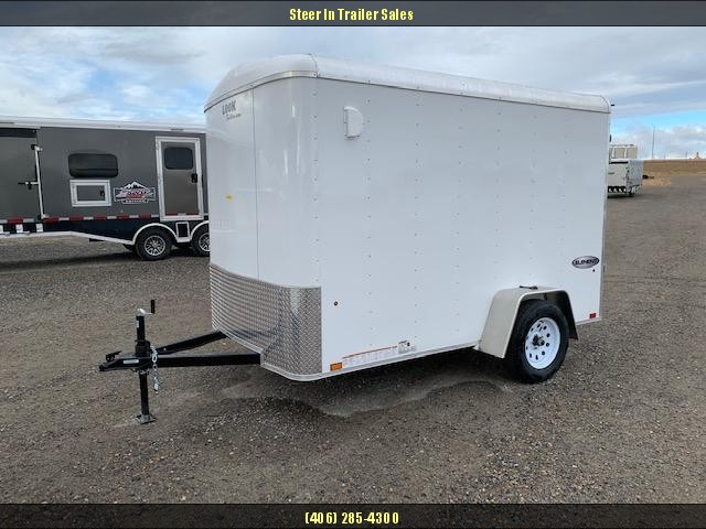 2019 Look 6X10 Enclosed Cargo Trailer