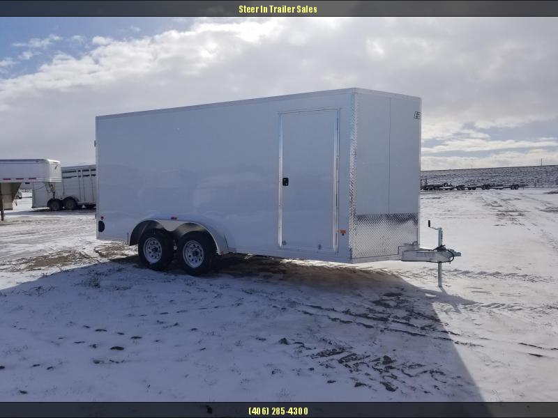 2018 EZ Hauler EZEC7X16-IF Enclosed Cargo Trailer