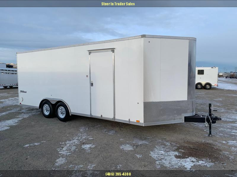 2019 Cargo Express 8.5X20 Enclosed Trailer