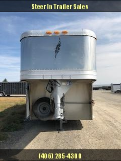 1999 Featherlite 4H GN Trailer