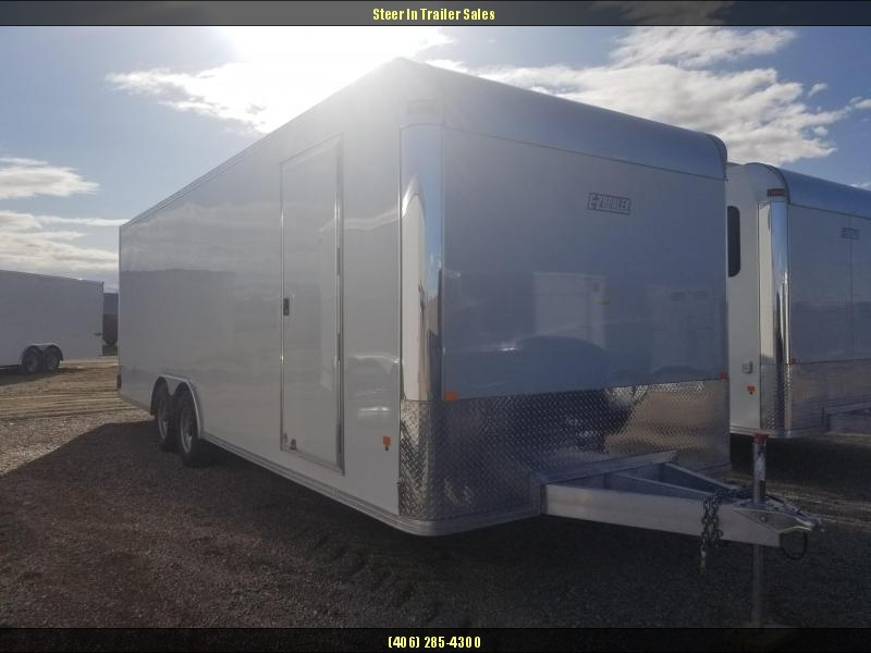 2018 EZ Hauler EZEC 8X24 Car / Racing Trailer