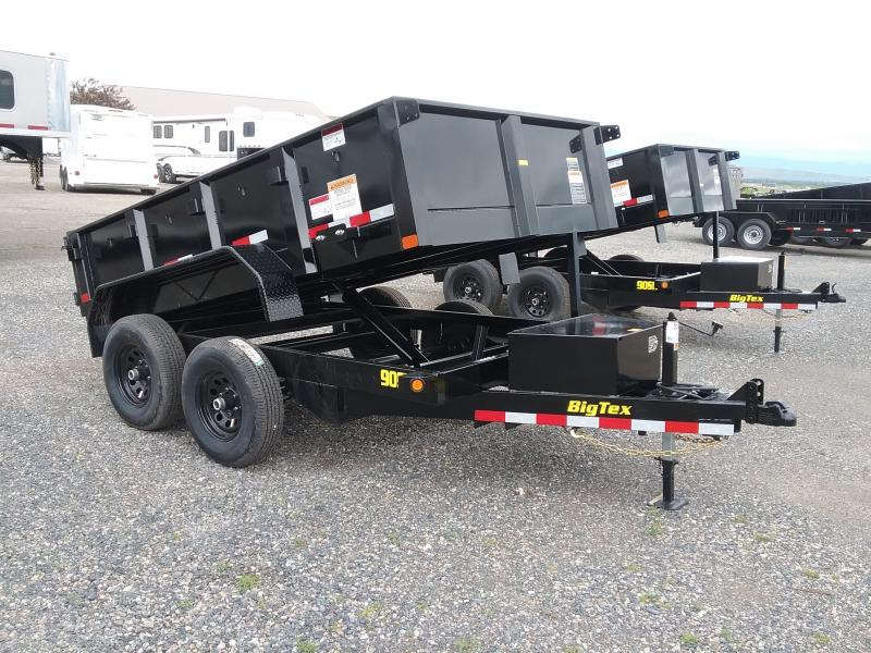 2019 Big Tex Trailers 90SR-10