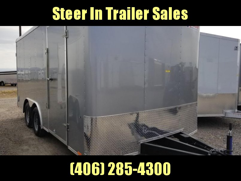 2018 Pace American Outback 85x16 Enclosed Cargo