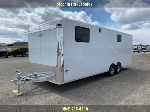 2019 EZ Hauler EZEC8X24CH-IF Enclosed Cargo Trailer