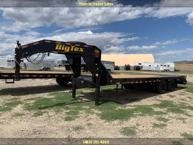 2020 Big Tex 25GN (20+5) Flatbed Trailer