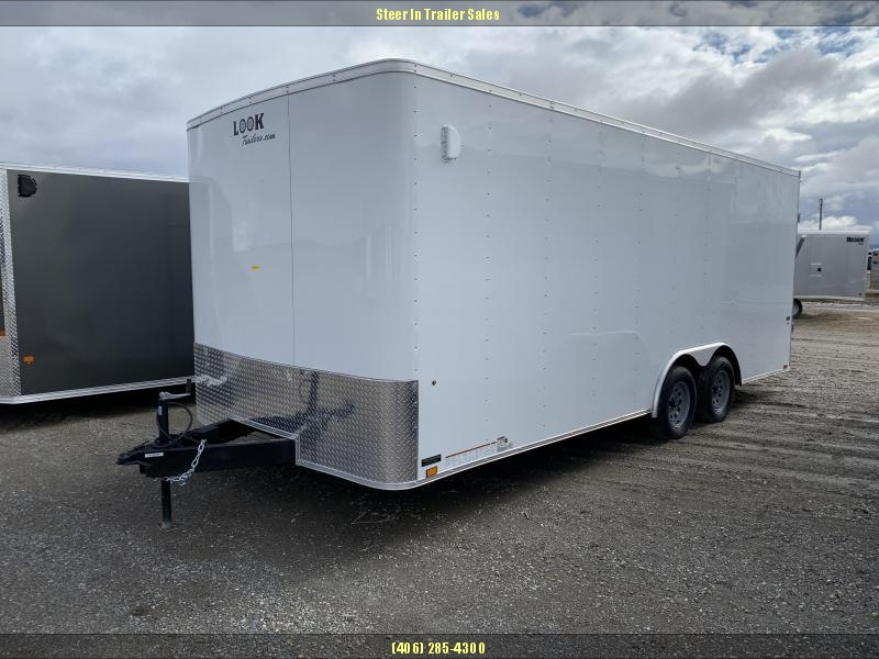2020 Look 8.5X20 Enclosed Cargo Trailer