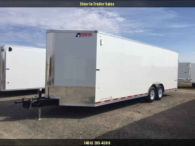 2019 Pace American CV85X247E4 Enclosed Cargo Trailer