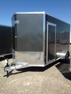 2017 EZ Hauler EZEC 6X12 Enclosed Cargo Trailer