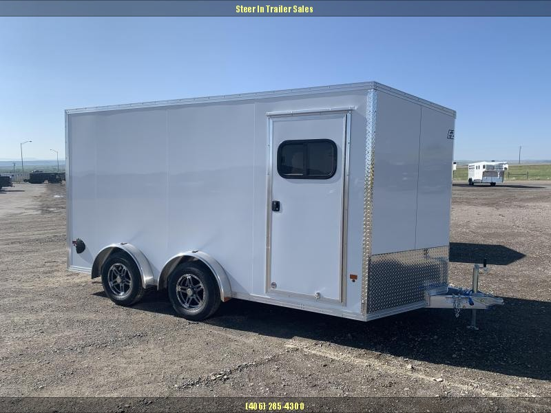 2019 EZ Hauler EZEC7X14-IF Enclosed Cargo Trailer