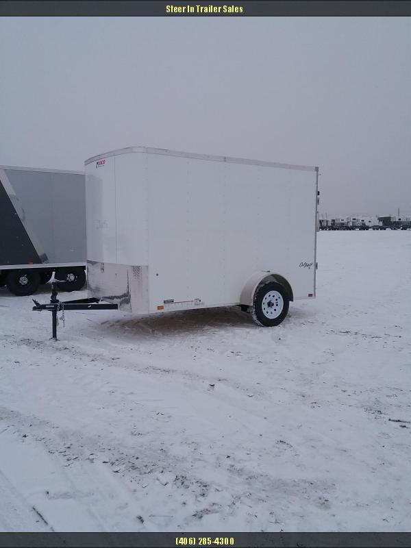 2019 Pace American 6x10 Outback Enclosed Cargo Trailer