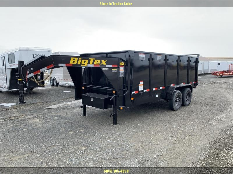 2020 Big Tex 14GX  Dump Trailer
