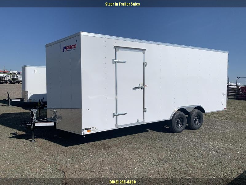 2020 Pace American OB85X20TE3 Enclosed Cargo Trailer