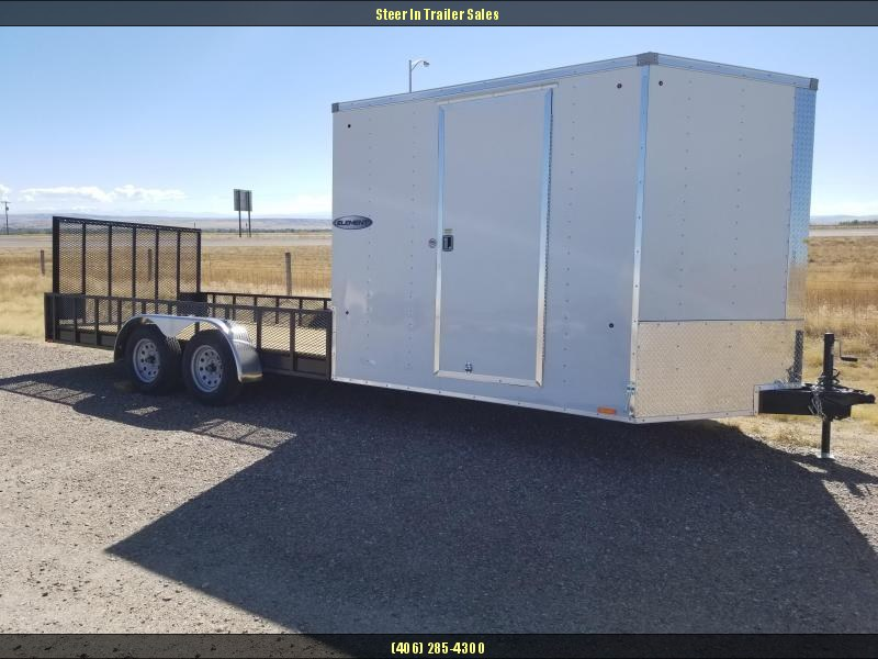 2018 Look 7X22 Element Cargo Trailer