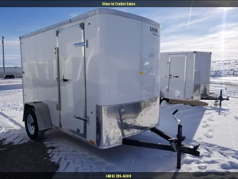 2018 Look STLC5X10SI2 Cargo Trailer
