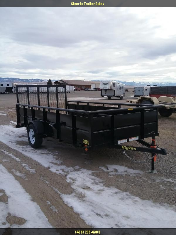 2019 Big Tex 35SV-14 Utility Trailer