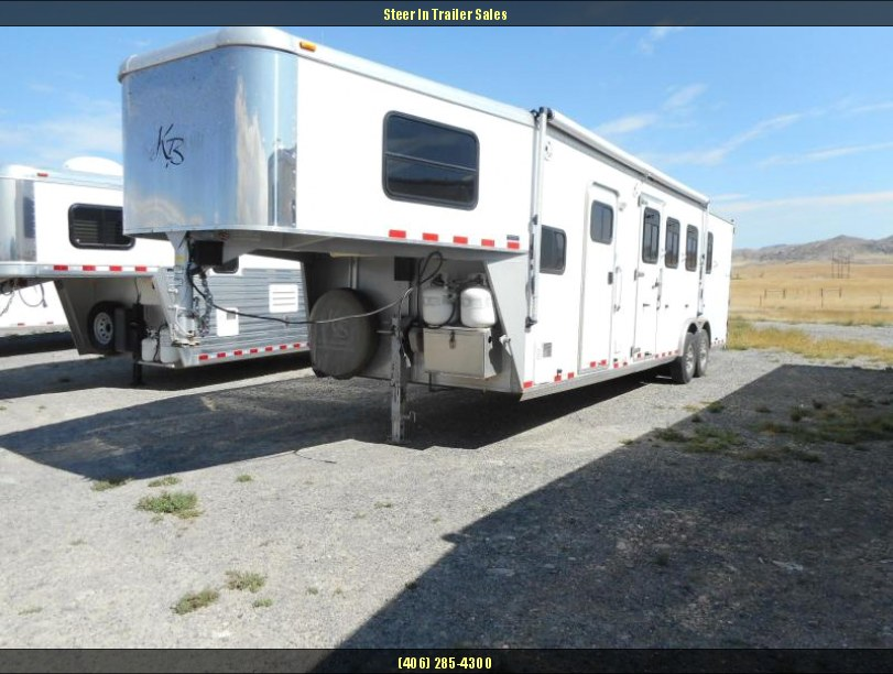 2006 Kiefer 4H LQ Horse Trailer