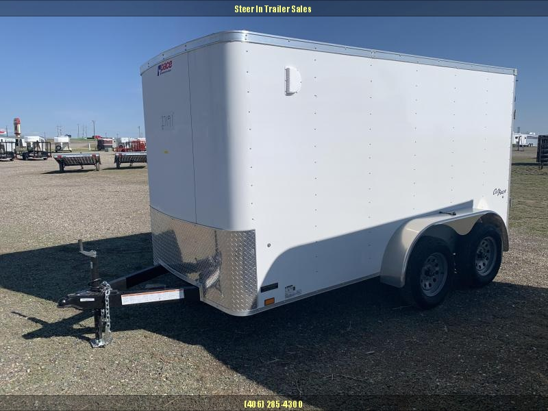 2020 Pace American OB6X12TE2 Enclosed Cargo Trailer