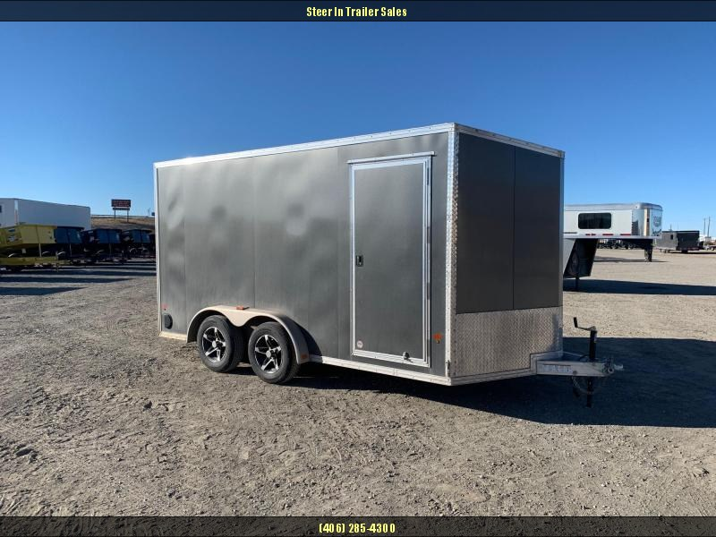 2018 EZ Hauler 7.5X14 Enclosed Cargo Trailer
