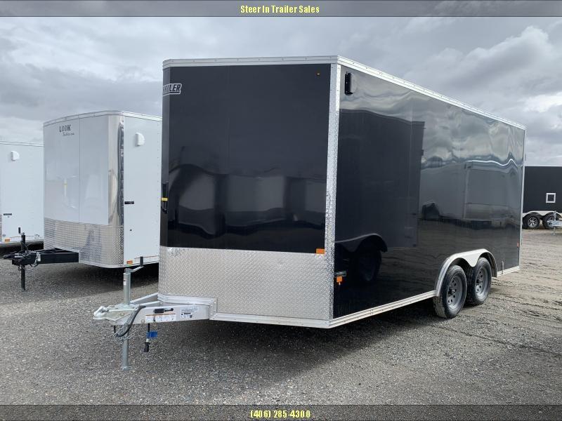 2019 EZ Hauler 8X16 Enclosed Cargo Trailer