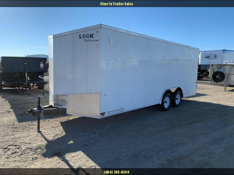 2019 Look 8.5X20 Enclosed Cargo Trailer
