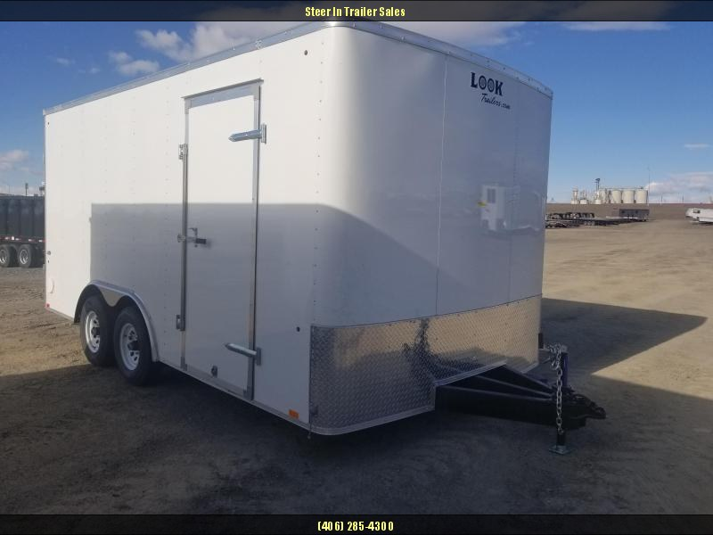 2018 Look Trailers ST85X16TE3 Enclosed Cargo Trailer
