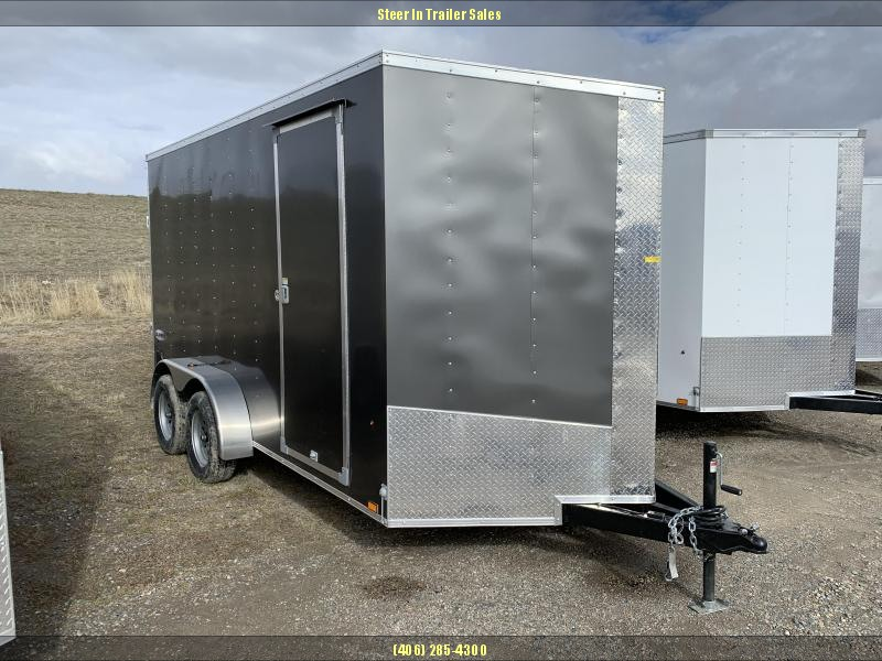 2020 Look 7X14 Enclosed Cargo Trailer