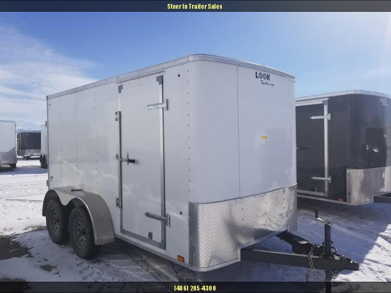 2018 Look STLC6X12TE2 Enclosed Cargo Trailer
