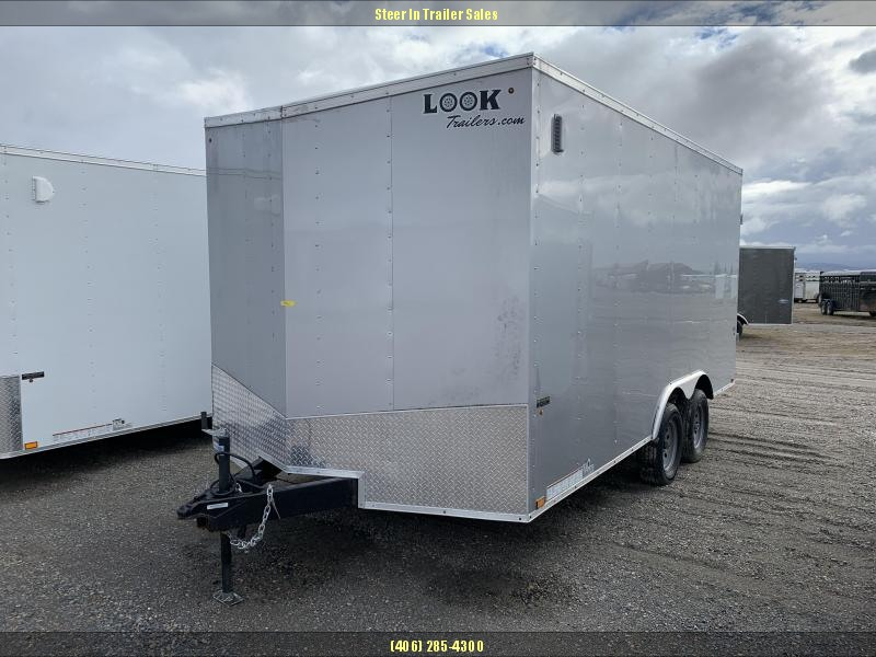 2020 Look 8.5X16 Enclosed Cargo Trailer