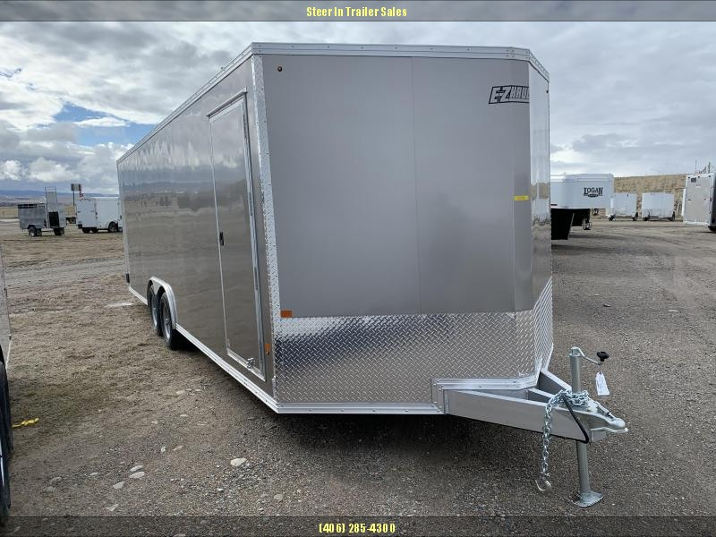 2019 EZ Hauler 8X24 Enclosed Cargo Trailer